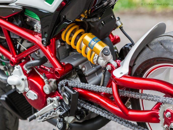 Hermann Custom Bikes - Ducati Hypermotard
