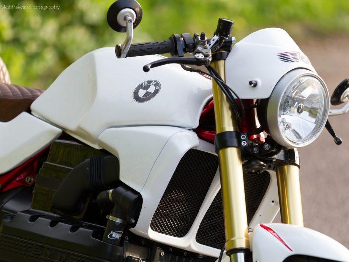 Hermann Custom Bikes – BMW K100