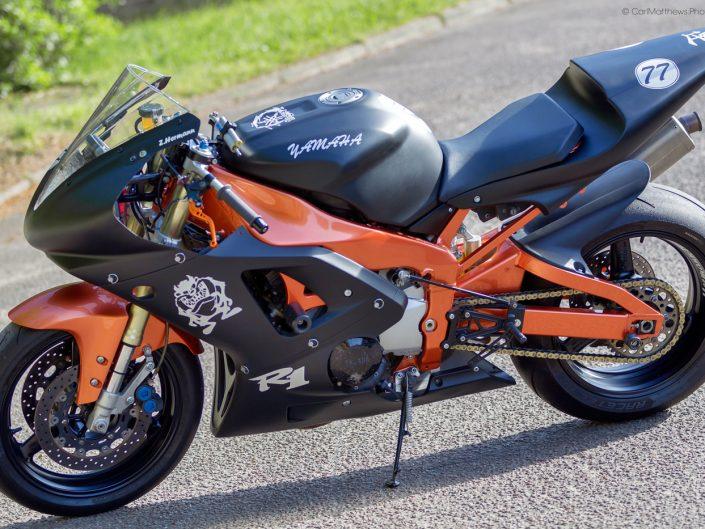 Hermann Custom Bikes – R1 Track bike