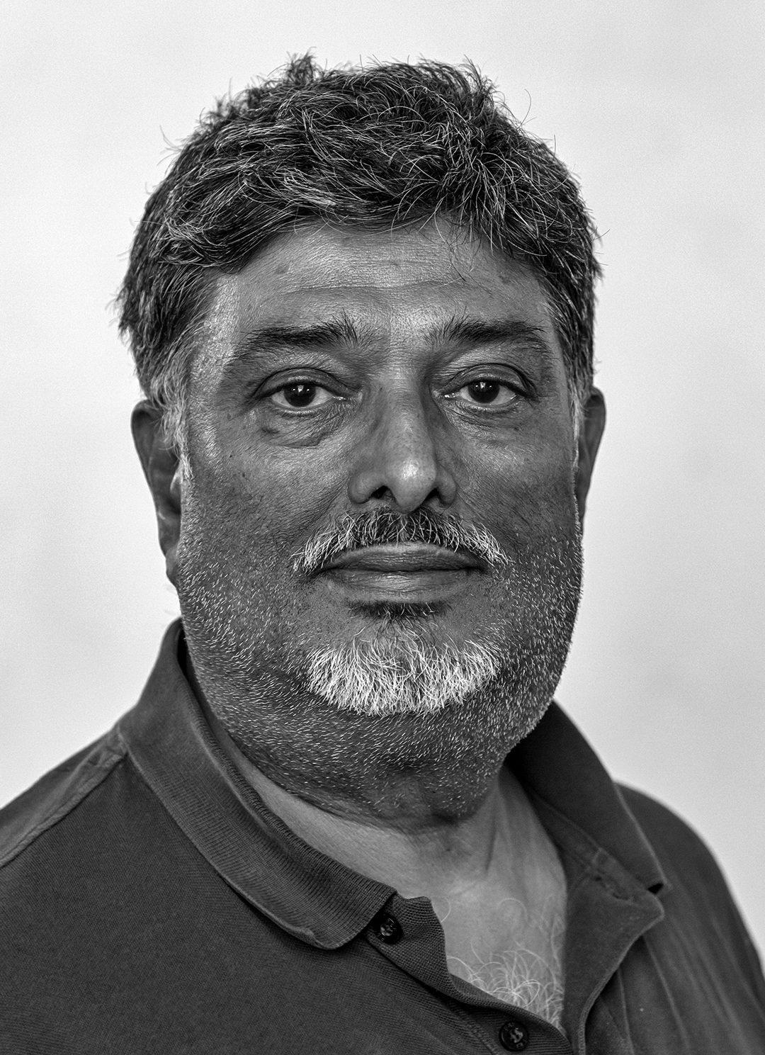 Theatre Headshots Actor Darryl